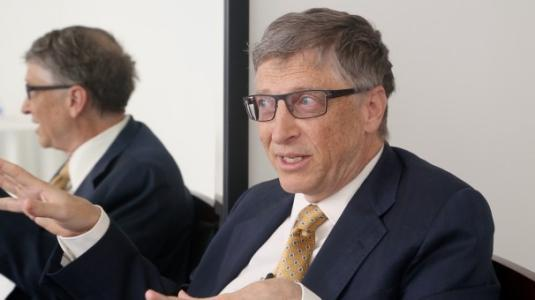 Five questions with Bill Gates