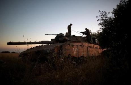 Islamist Militants Rule '95 Percent' of Heights Overlooking Northern Israel