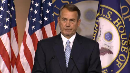 Speaker Boehner: Obama Fixated on Headlines, Not Democracy for Cuban People