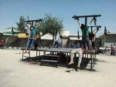 ISIS Has Declared An Islamist Caliphate So Expect Mass Crucifixions