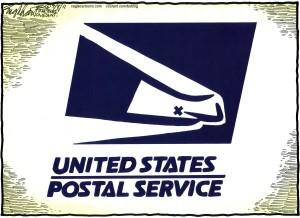 USPS Explores Attaching Electronic Sensors to Your Mail–Post Office as Spy