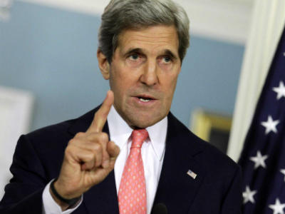 Hamas: Obama and Kerry to the rescue