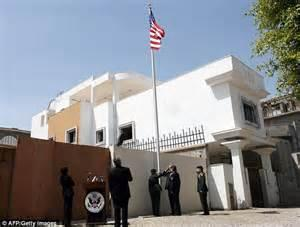 The United States Closed Down its Embassy in Libya