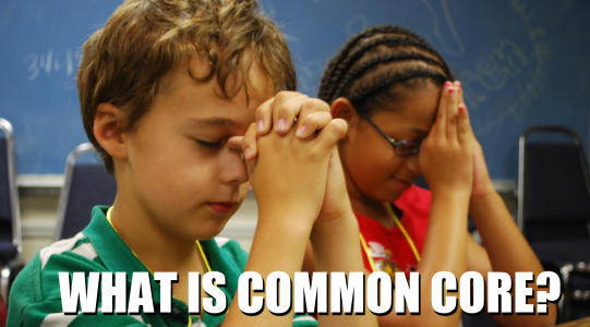 Catholic Children in Grave Danger: Common Core in Catholic Schools