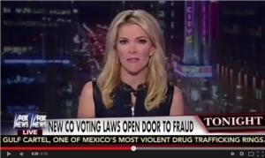 Fox News reported 'fake voting scandal' is actually very real