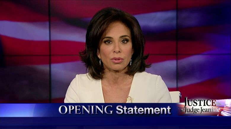 Fiery Judge Jeanine Blasts Obama's 'Thuggish, Illegal' Executive Action