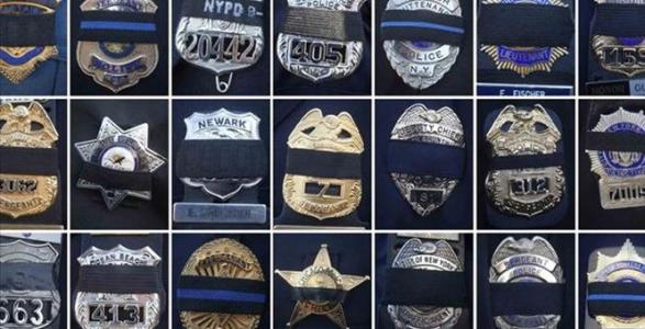 Police Killed By Guns Up 56% in 2014