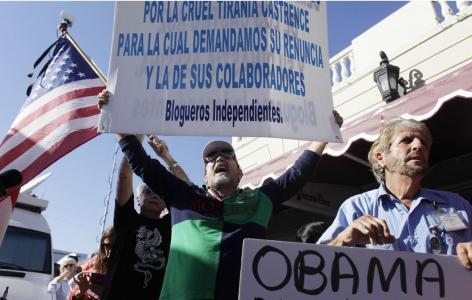 Infamy: Obama's Sperm Diplomacy With Cuba