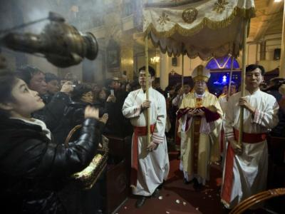 Christians Now Outnumber Communists in China