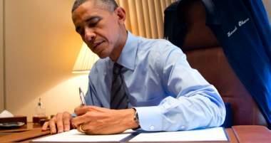 """Obama Hides Executive Abuses by Calling Decrees """"Memoranda"""""""