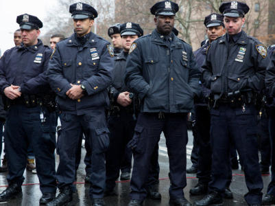 NYPD Arrests Down 66 Percent amid Safety Concerns, Rift with De Blasio