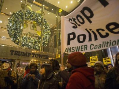 NYPD Sources: No Arrests During #ShutDown5thAve Protests, per De Blasio