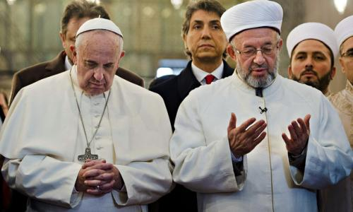 Here are the Pope's Top Seven Most Outrageous Statements on Islam