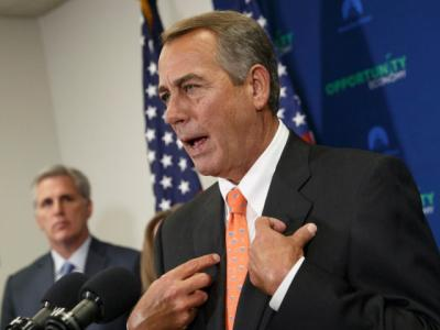 House Votes Down Stop-Gap DHS Funding Bill, DHS Shutdown Hours Away