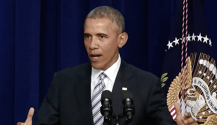 Obama: To Beat ISIS, We Must 'Invest' in 'Education and Skills and Job Training'