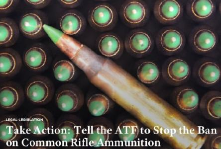 Obama's AR-15 bullet ban under fire in Congress