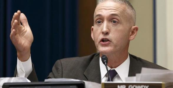 Gowdy To Clinton: Let's Have That Interview About Your Emails, Madam Secretary