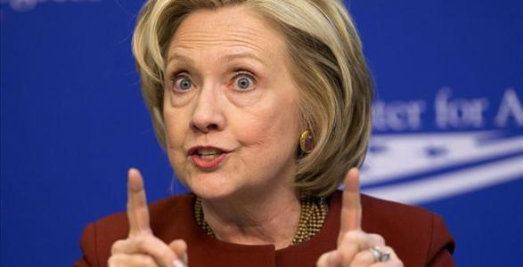 Hypocrisy Alert: That Time Sen. Clinton Said The Bush Administration Might Have 'Something To Hide' By Refusing To Turn Over Documents