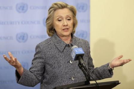 Hillary Clinton deleted everything on her email server