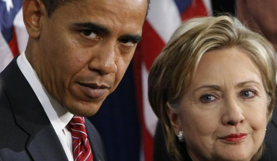 Obama emailed Hillary Clinton at private address, didn't know 'details' of account