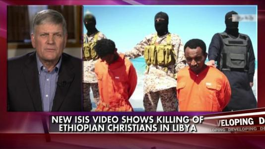 Franklin Graham: Boots on the Ground, Immigration Fixes Needed to Fight ISIS