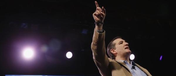 Cruz Thunderously Received At NRA Meeting
