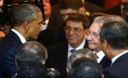 Either Obama or Cuba's Foreign Minister is Lying About the Terrorism List