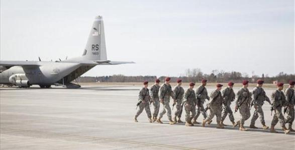 As Eastern Europe Braces for Russian Aggression, Pentagon Budget Cuts Funding For Ukraine, Ops In Baltics