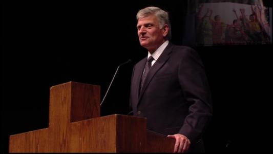 Franklin Graham: America's 'not coming back unless the church takes a stand'