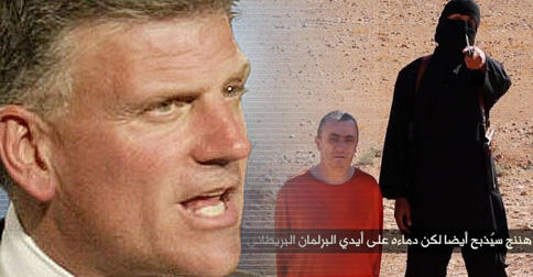 Rev. Franklin Graham Calls for HALT to Muslim Immigration to Protect America