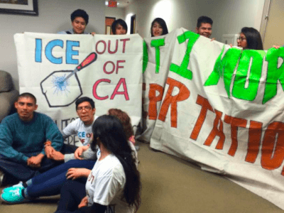 ALERT: Immigration Activists To Train 'Community Navigators' In Exec. Amnesty: 'Path To Power'