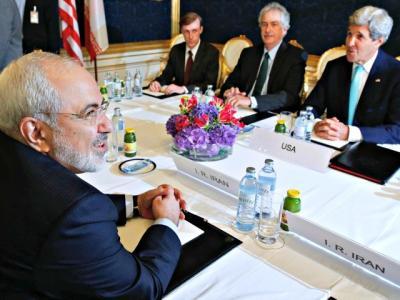 France FM: U.S. Surrendered to Iran's Last Minute Demands at Nuke Talks