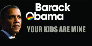 Obama Warns Parents: Your Kids Are Mine