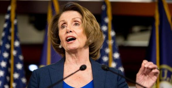 Pelosi: 'The Clintons Will Have To Answer For the Foundation'