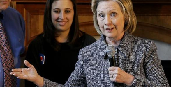 Video: Hillary Mocks, Shuts Down Journalist Attempting to Ask a Question