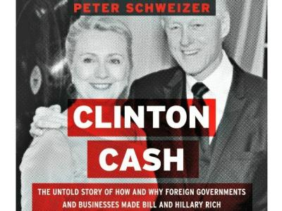 NYPost Review of 'Clinton Cash' Blows Out Bill, Hillary, and the Clueless Political Press