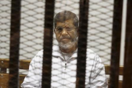 Egypt Sentences Islamist Ex-President to Death