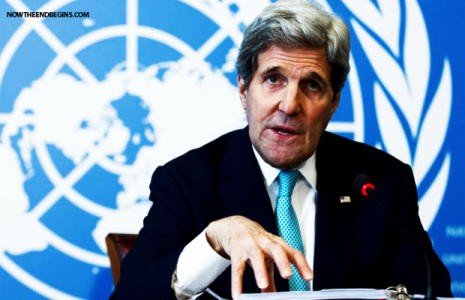 John Kerry Calls For The Internet To Be Placed Under The Authority Of The United Nations