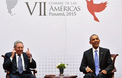 Raul Castro Corners Obama (Yet Again)