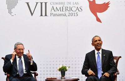 Raul Castro Corners Obama (Yet Again)