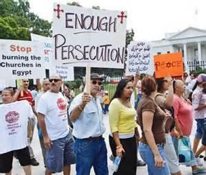 Prayer March For The Persecuted Christians & Jews At Lake Eola – Orlando, FL