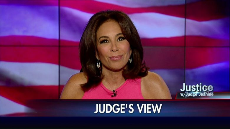 Fiery 'What an Ego!': Judge Jeanine Rips Obama's 'Most Respected Country' Claim