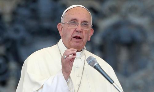 """Explosive Papal Intervention"": Pope Calls for International Government to Avoid Environmental Cataclysm from Global Warming"