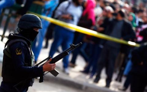 Security Guard at U.S. Embassy in Egypt Arrested as a Terrorist