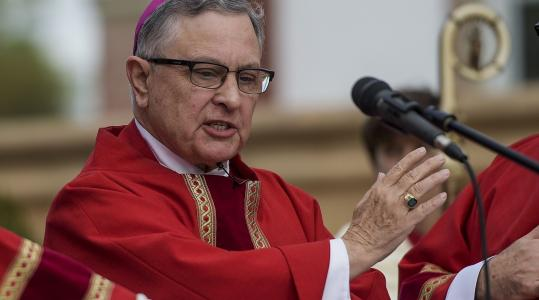 Louisiana Bishop Counsels Civil Disobedience