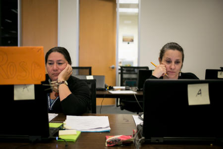 GRADING THE COMMON CORE: NO TEACHING EXPERIENCE REQUIRED
