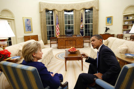 New Email Reveals Detail About Obama and Hillary's Actions the Night of the Benghazi Attack