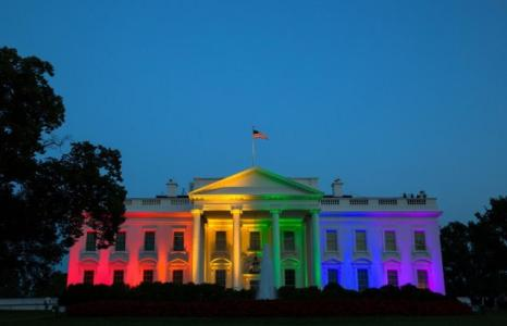 Obama Admin Flaunts Rainbow White House After Same-Sex Marriage Ruling