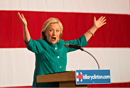 Hillary Clinton Campaign Shuts Out Reporter