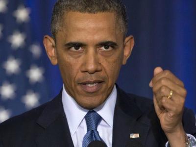 Obama: Guns a Greater Threat Than Terrorism